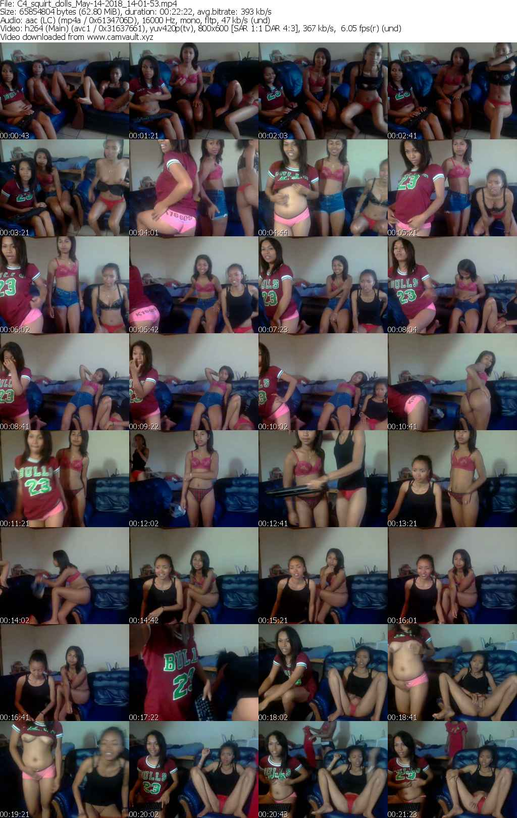 Video preview for model squirt_dolls