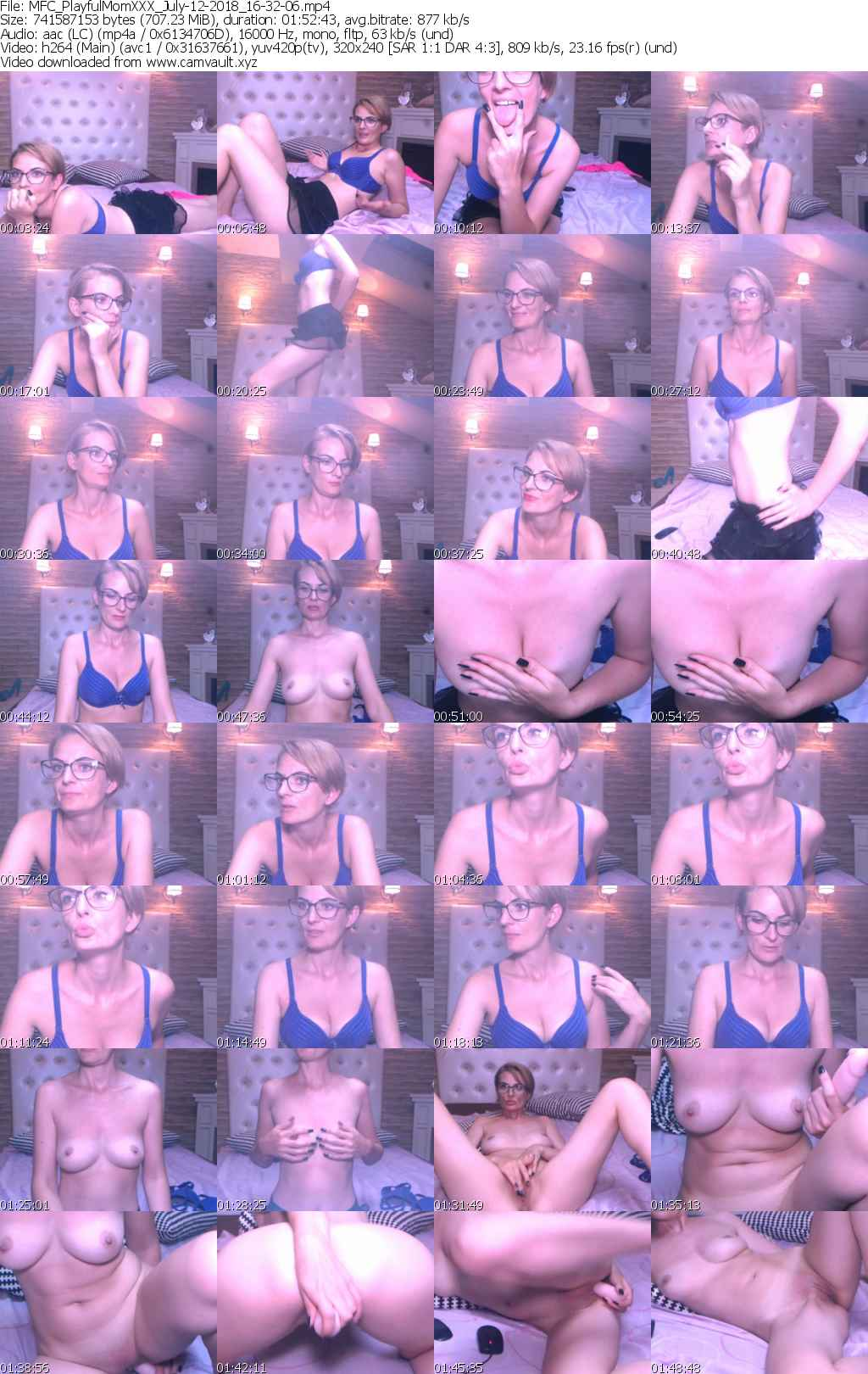 Video preview for model PlayfulMomXXX