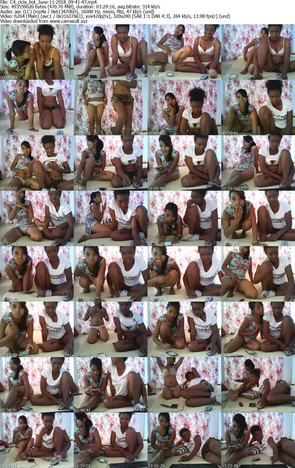 Video preview for model cicia_hot