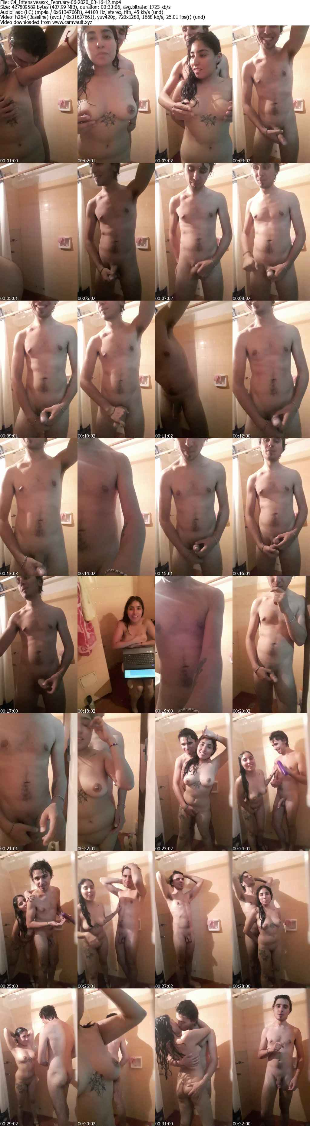 Video preview for model Intensivesexx